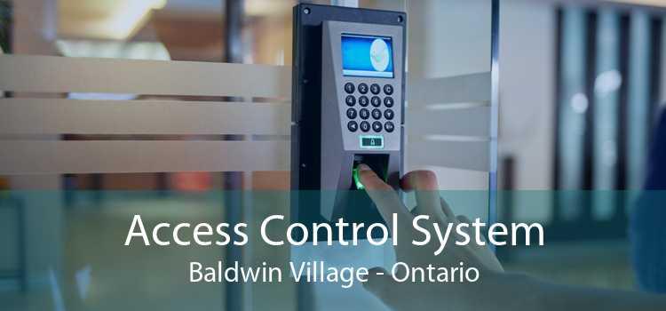Access Control System Baldwin Village - Ontario