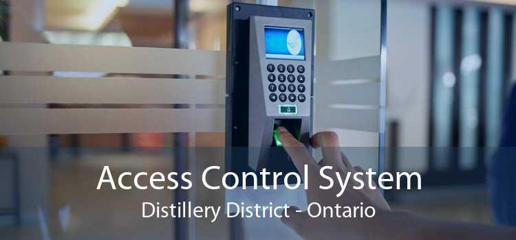 Access Control System Distillery District - Ontario