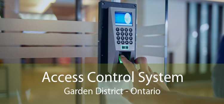 Access Control System Garden District - Ontario