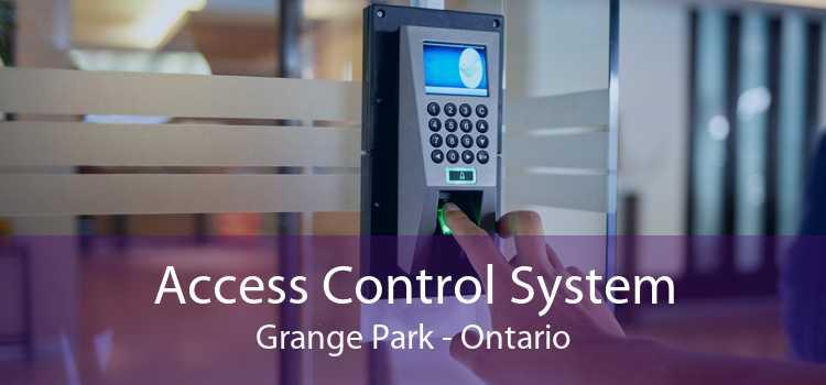 Access Control System Grange Park - Ontario