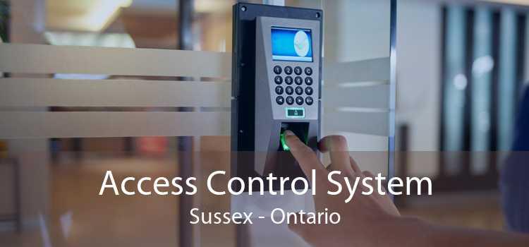 Access Control System Sussex - Ontario