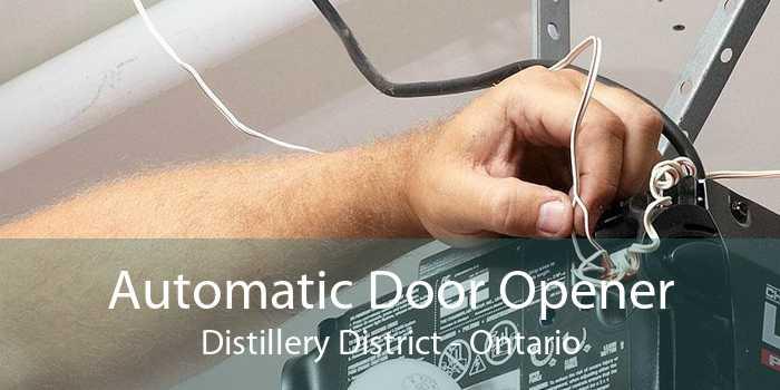 Automatic Door Opener Distillery District - Ontario