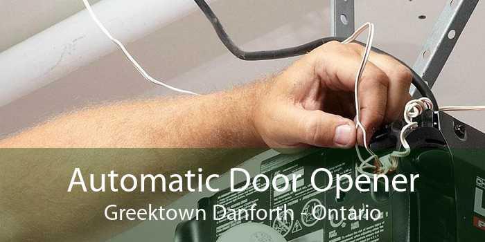 Automatic Door Opener Greektown Danforth - Ontario
