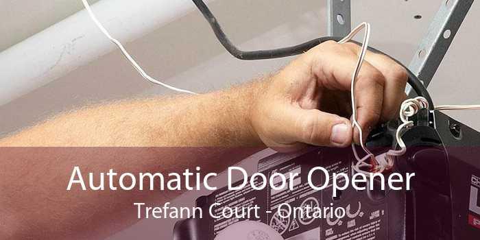 Automatic Door Opener Trefann Court - Ontario