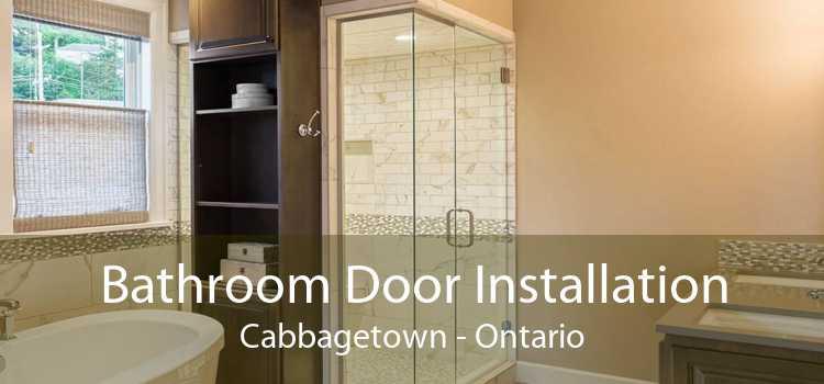 Bathroom Door Installation Cabbagetown - Ontario