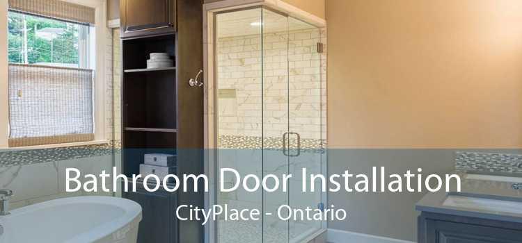 Bathroom Door Installation CityPlace - Ontario