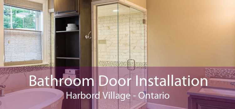 Bathroom Door Installation Harbord Village - Ontario