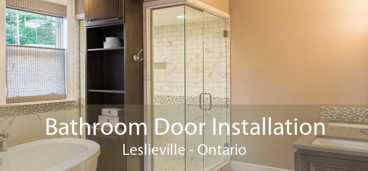 Bathroom Door Installation Leslieville - Ontario