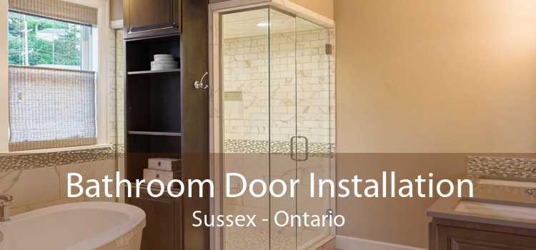 Bathroom Door Installation Sussex - Ontario