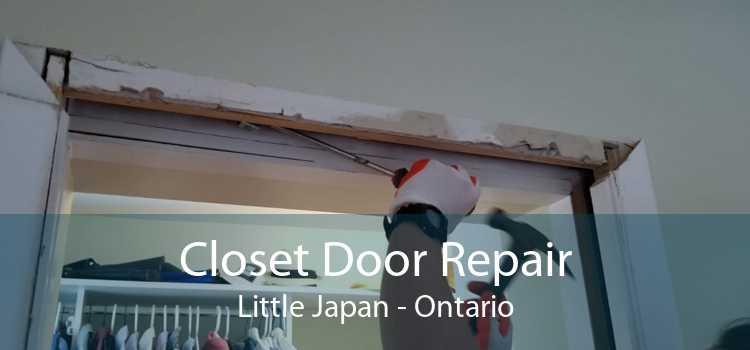 Closet Door Repair Little Japan - Ontario