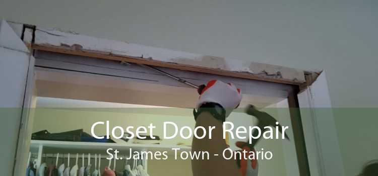 Closet Door Repair St. James Town - Ontario