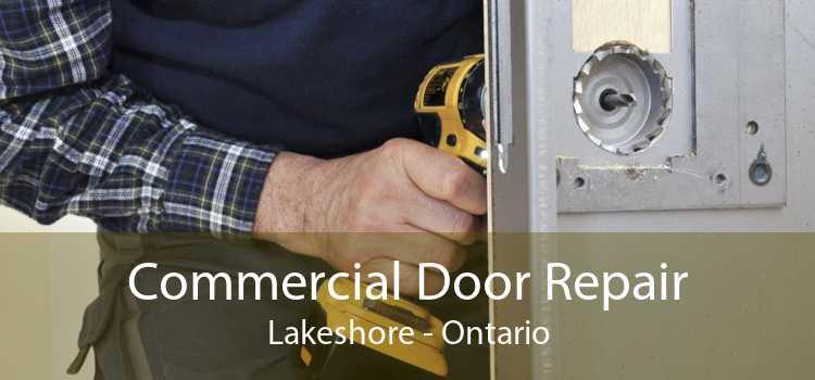 Commercial Door Repair Lakeshore - Ontario