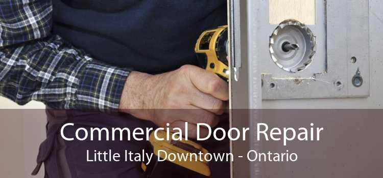 Commercial Door Repair Little Italy Downtown - Ontario