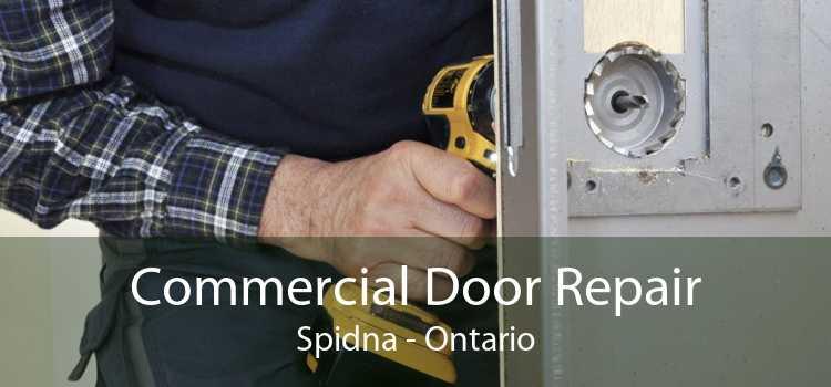 Commercial Door Repair Spidna - Ontario