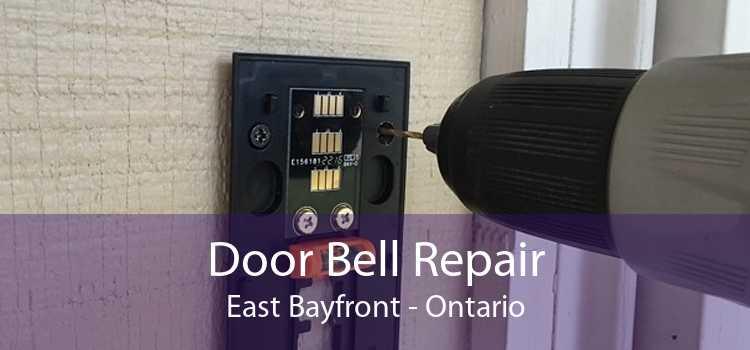 Door Bell Repair East Bayfront - Ontario