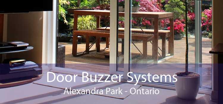 Door Buzzer Systems Alexandra Park - Ontario