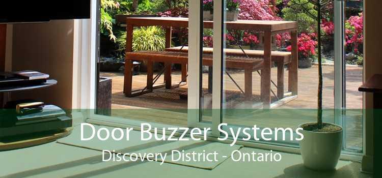 Door Buzzer Systems Discovery District - Ontario