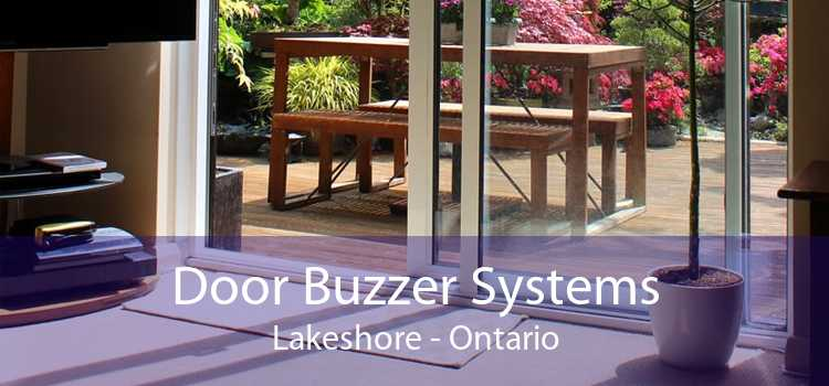 Door Buzzer Systems Lakeshore - Ontario