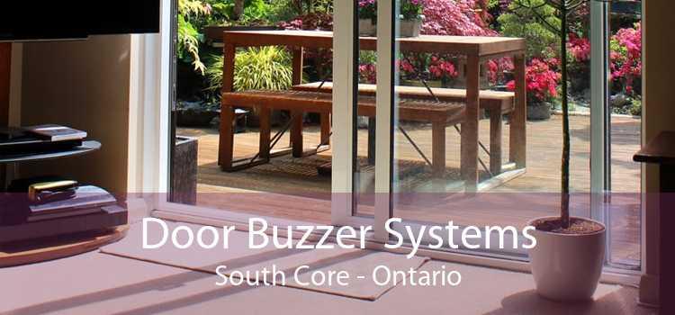 Door Buzzer Systems South Core - Ontario