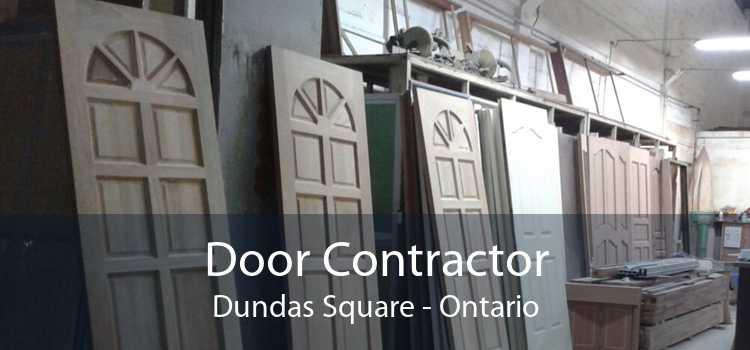 Door Contractor Dundas Square - Ontario