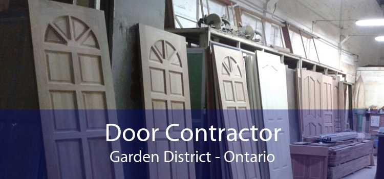 Door Contractor Garden District - Ontario