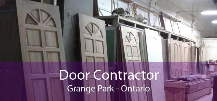 Door Contractor Grange Park - Ontario