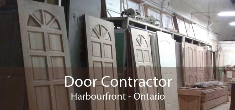 Door Contractor Harbourfront - Ontario
