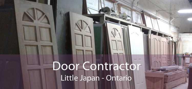 Door Contractor Little Japan - Ontario