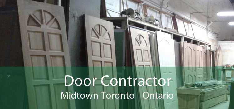 Door Contractor Midtown Toronto - Ontario