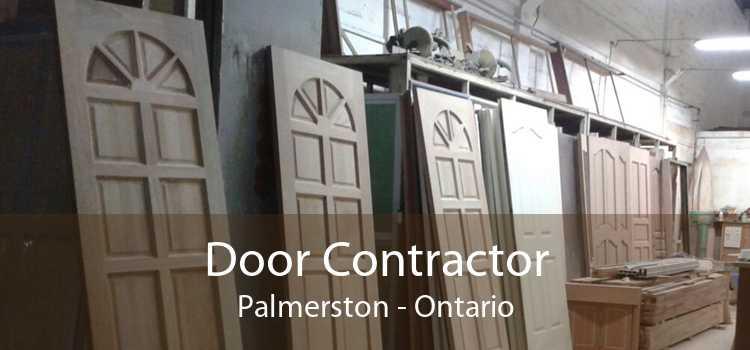 Door Contractor Palmerston - Ontario