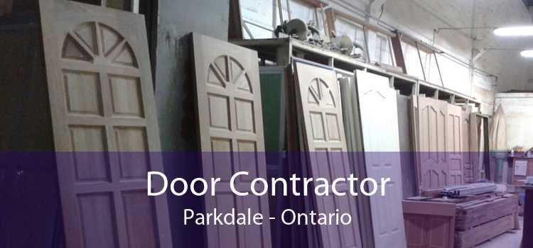 Door Contractor Parkdale - Ontario