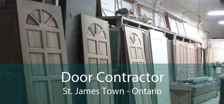 Door Contractor St. James Town - Ontario