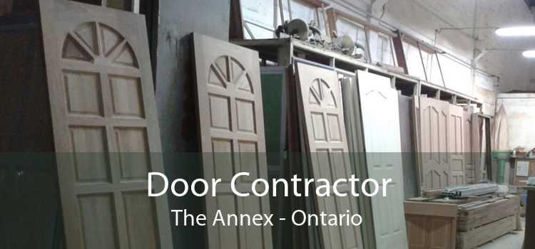 Door Contractor The Annex - Ontario