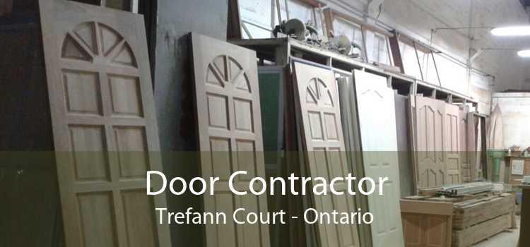 Door Contractor Trefann Court - Ontario