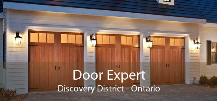 Door Expert Discovery District - Ontario