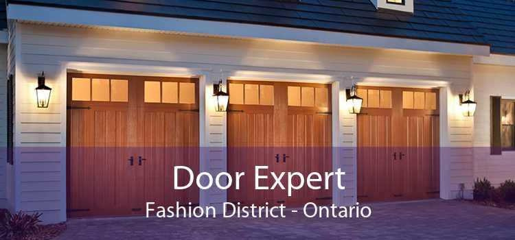 Door Expert Fashion District - Ontario
