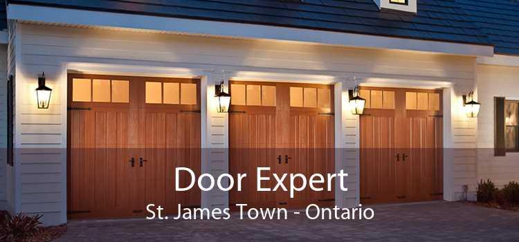 Door Expert St. James Town - Ontario