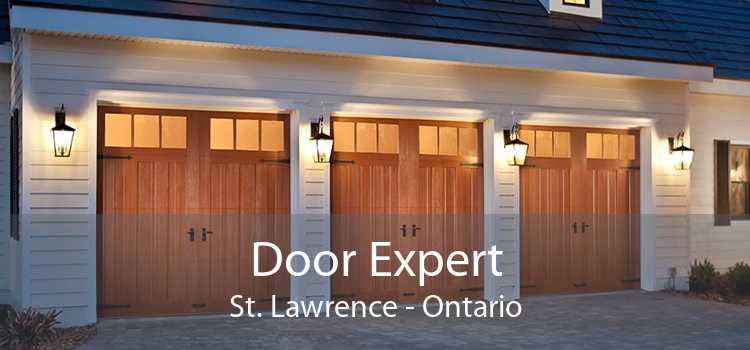 Door Expert St. Lawrence - Ontario