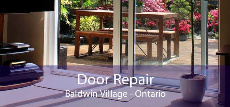 Door Repair Baldwin Village - Ontario