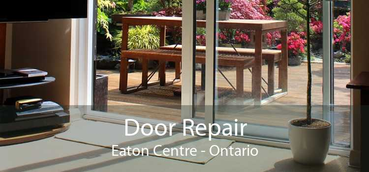 Door Repair Eaton Centre - Ontario