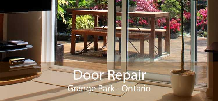 Door Repair Grange Park - Ontario