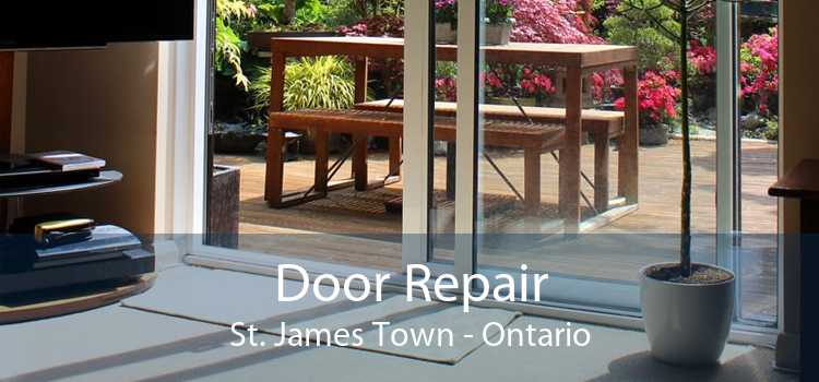 Door Repair St. James Town - Ontario