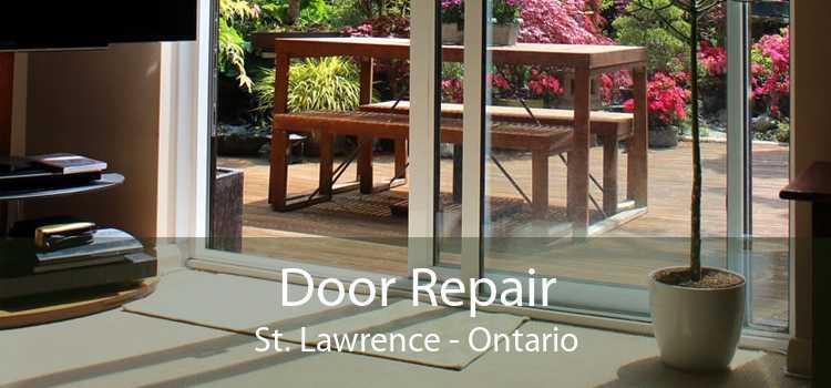 Door Repair St. Lawrence - Ontario