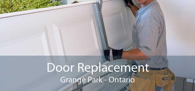 Door Replacement Grange Park - Ontario