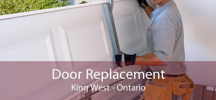 Door Replacement King West - Ontario