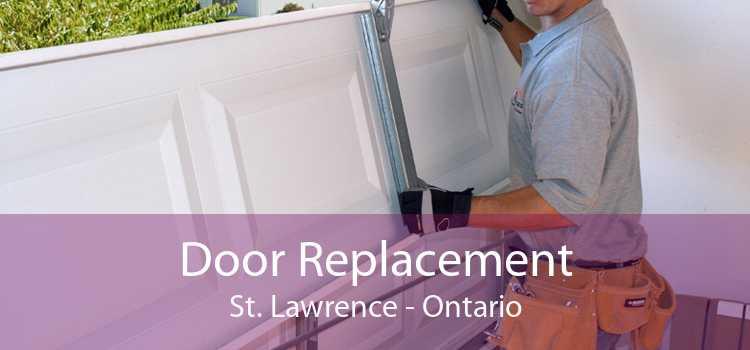 Door Replacement St. Lawrence - Ontario