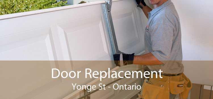 Door Replacement Yonge St - Ontario
