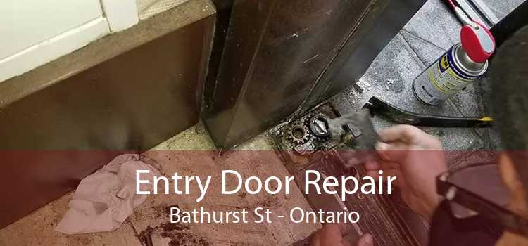 Entry Door Repair Bathurst St - Ontario