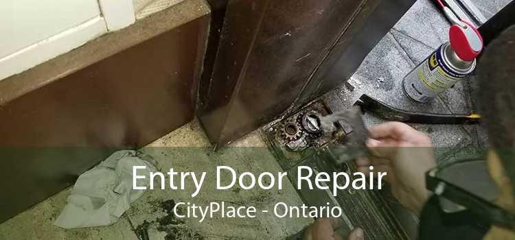 Entry Door Repair CityPlace - Ontario