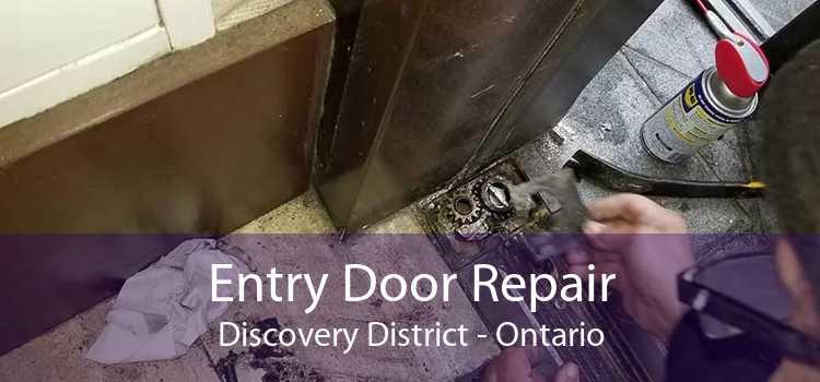 Entry Door Repair Discovery District - Ontario